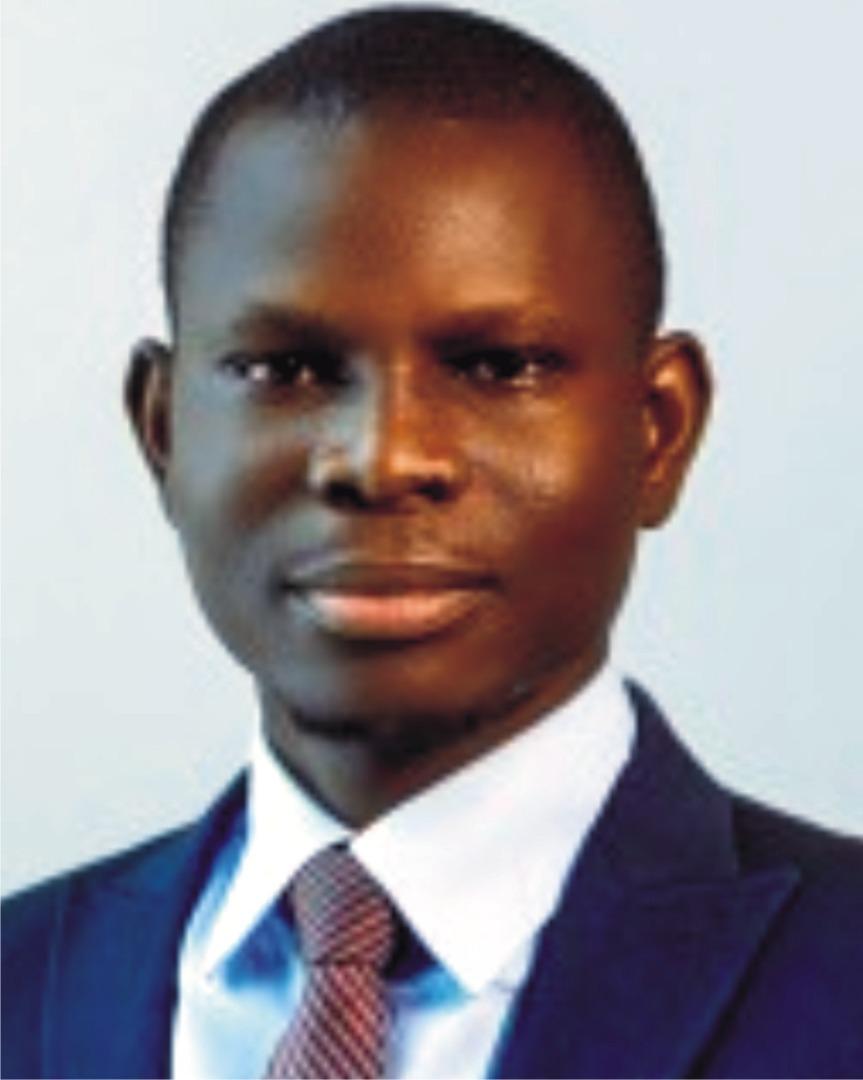 Mr Oluwasegun Alinwale